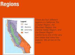 California Regions Climate And Region Screen 3 On Flowvella Presentation
