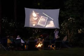 Backyard Movie Night Rental » BackyardMovie Backyard
