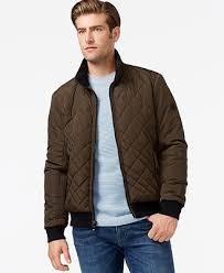 Calvin Klein Men's Quilted Jacket - Coats & Jackets - Men - Macy's & Calvin Klein Men's Quilted Jacket Adamdwight.com
