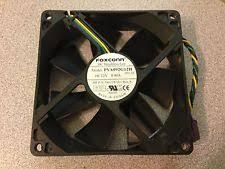 hp 12v computer case fans foxconn hp dc brushless 12v fan 580230 001 quick ship