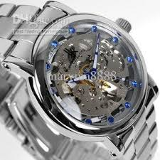 skeleton men s watches crystal stainless steel silvecore luxury skeleton watches stainless steel gold core high quality luxury men s automatic mechanical watch 02