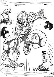 Small Picture Spiderman coloring pages Magic color book 2 Pinterest Colour