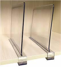closet shelf dividers beautiful best rated in shelf dividers helpful customer reviews