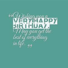 Birthday Quotes For Women Impressive A Very Happy Birthday Quote