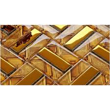 crystal glass tiles plated glass tile kitchen wall backsplash strip tile diamond mosaic
