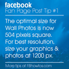 best picture size for facebook be square best facebook photo sizes 2014 for your fan page wall