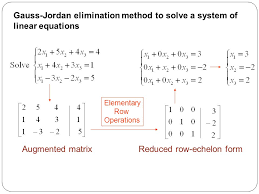 chapter 1 linear equations ppt use the elimination method to solve system of equations solver