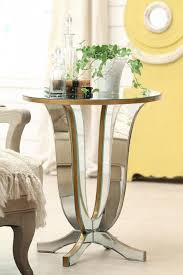 divine images of mirrored night stand and side table for living room decoration ideas charming