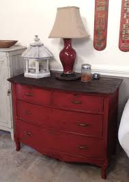 painted red furniture. Red Painted Furniture Ideas Best 25 Chalk Paint On Pinterest Dressers Beautiful