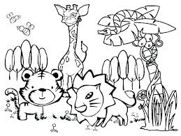 Coloring Pages Of Animals For Adults Avusturyavizesiinfo