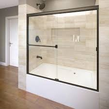 marvelous install glass shower door medium size of trackless shower doors for tubs home depot bathtub