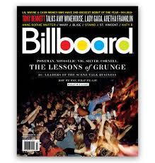 The Lessons Of Grunge Billboard Cover Sneak Peek Billboard