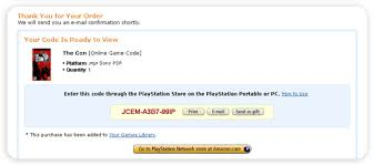 Amazon Playstation com Online Network For Codes Get Game