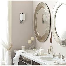 silver framed bathroom mirrors. Framed Oval Bathroom Mirror Silver Mirrors Pinterest (610 X 611px) O