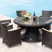 wicker patio dining furniture. Fine Patio Great Wicker Outdoor Dining Sets Room Best Awesome  For Patio Furniture P
