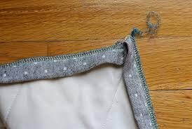 Serged Quilt Bindings: A Fast & Friendly Must-Try Technique! & Echo wall quilt Adamdwight.com