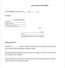 Business Sale Agreement Template Free Custom Simple Agency Agreement Template Midatlanticdigital
