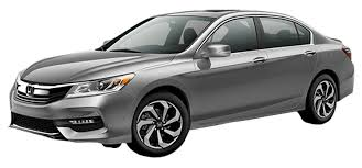 New Honda Accord Sedan Ex Vin
