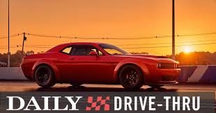 2018 jeep demon. brilliant jeep the challenger srt demon jeep grand cherokee trackhawk and more  ny  daily news intended 2018 jeep demon 0