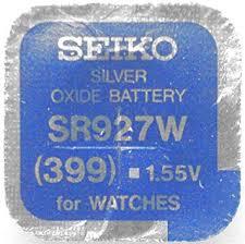 Seiko Batteries All Sizes Button Cell Watch Batteries Sr927w 399