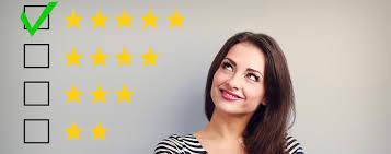 how to get good reviews dex media