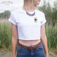 Cute outfits tumblr crop top Summer Outfit Image Is Loading Beenicecroptopteecutegrungetumblr United Wardrobe Bee Nice Crop Top Tee Cute Grunge Tumblr Be Positive Funny Slogan