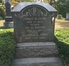 Ida M. Payne (Barton) (1863 - 1933) - Genealogy
