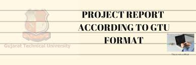 How To Make Project Report In 7Th Semester According To Gtu Format ...