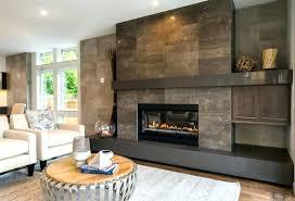 tile fireplace surround ideas newest design interior home living tiling granite subway modern tiled mosaic