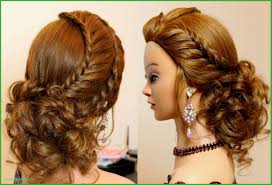 hairstyles romantic upddo beautiful how to curly updo hair dailymotion