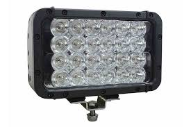 Infrared LED Light Bar - 24 LEDs 72 Watts 900\u0027L x 100\u0027W Beam Extreme Environment