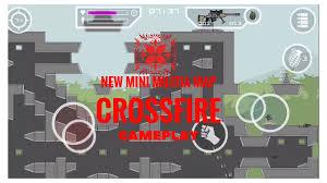 latest mini militia new maps modded apk