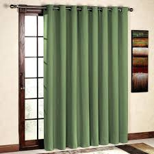 patio door curtain rod bed bath and beyond blinds thermal patio door curtains for sliding glass
