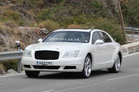 2013 Bentley Continental Flying Spur - Information and photos ...