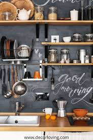 wall mounted kitchen shelves 19