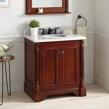 30 trevett vanity for undermount sink cherry