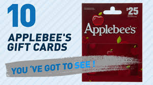50 applebees gift card 40 amazon lightning deal