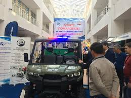 eurasia motors pany as an official representative of boschung and brp in kazakhstan demonstrated their latest innovative technologies that will help