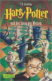 harry potter und der stein der weisen j k rowling klaus fritz 9783551354013 books amazon ca