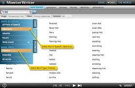 masterwriter insync photo gallery