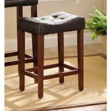 brown leather bar stools. Leather Saddle Bar Stools Brown