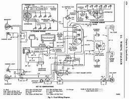 1956 ford thunderbird wiring diagram 1957 Ford Wiring Diagram at 1955 Ford Thunderbird Wiring Diagram