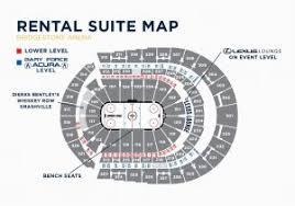 Texas Stadium Seat Map Nissan Stadium Seating Chart Map