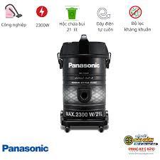 Máy Hút Bụi Công Nghiệp Panasonic PAHB-MC-YL637SN49 21 Lít Giá Rẻ Tại Điện  Máy Sài Gòn
