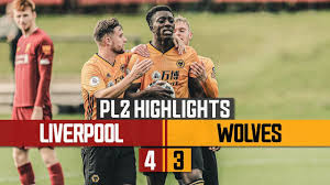 A spirited display ends in defeat | Liverpool 4-3 Wolves