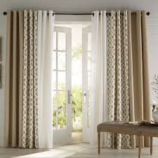 living room curtain panels. 3 coordinating panels...patio door?? | foreverhome livingroom pinterest patio doors, patios and doors living room curtain panels r