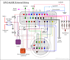 4l80e external wiring harness 4l80e image wiring 4l80e transmission wiring diagram wiring diagram schematics on 4l80e external wiring harness