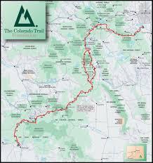 Colorado Mileage Chart