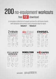 Total Gym Wall Chart Download 77 Bright Gym Workout Chart Hd Images Pdf