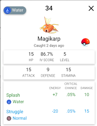 When Should I Evolve My Magikarp Decent Cp To Thesilphroad